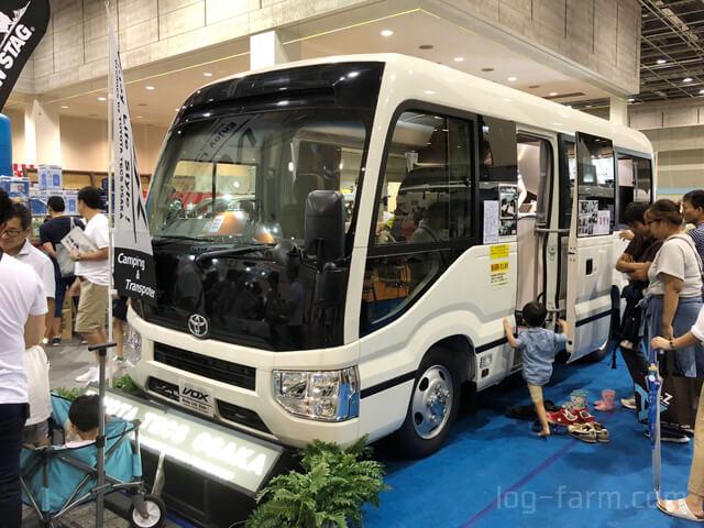 トヨタテックス大阪のバスコン:C625 Twin