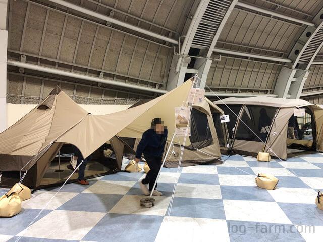 Ogawaの展示ブース