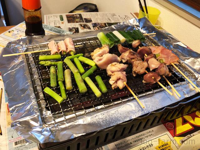 イワタニ【炉ばた焼器 炙りや】