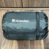 Hilander(ハイランダー)のシュラフ