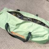 テントの上手な乾かし方・たたみ方