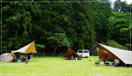 【2018〜2021】ナカやんのキャンプ出撃記録