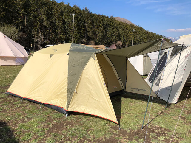 Campers Collectionのプロモキャノピーテント5