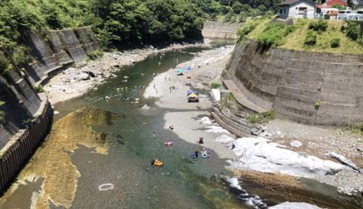 【2020夏@奈良】白川渡オートキャンプ場で真夏の2泊キャンプ【充実した川遊び】