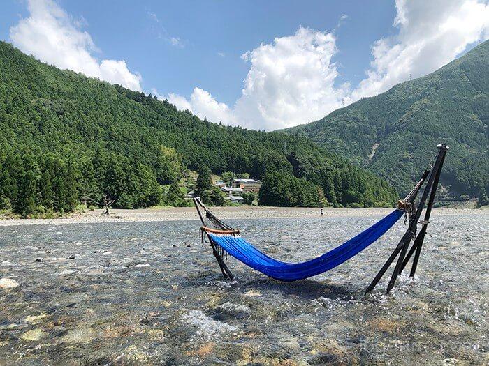 【2020夏@奈良】谷瀬つり橋オートキャンプ場のキャンプレポート
