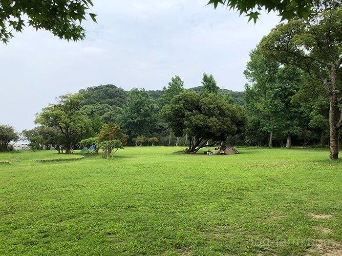 田の浦野営場