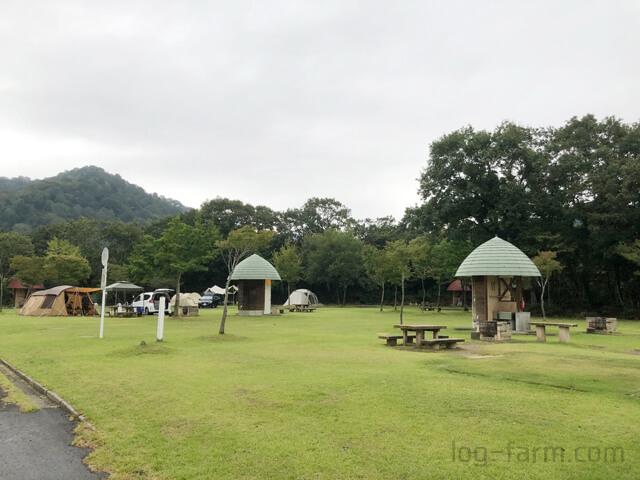 空いているキャンプ場