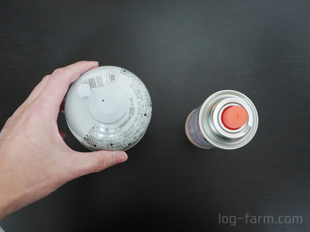OD缶とCB缶の接地面積比較