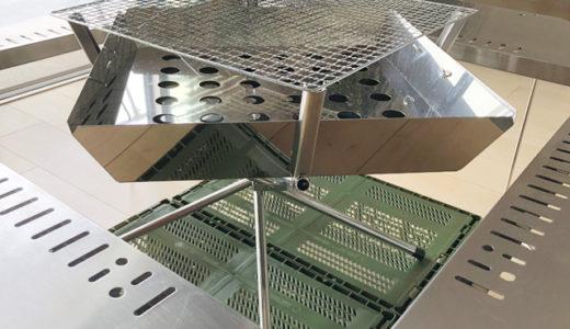 【名作の共演】ジカロテーブルとファイアグリルの組み合わせや相性を考えてみた。