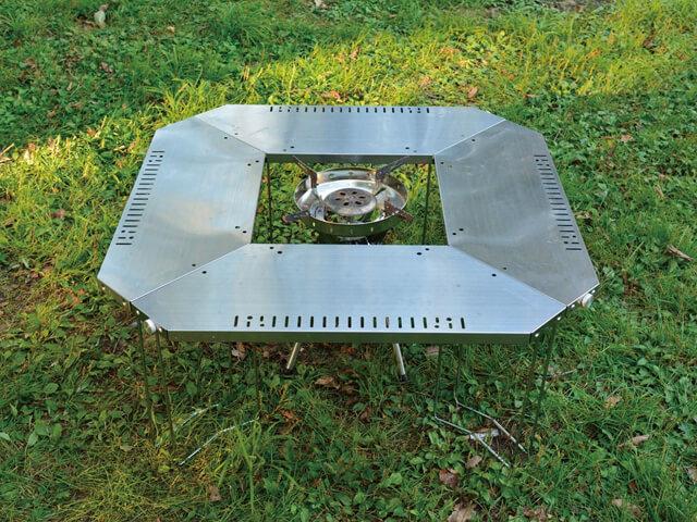 ジカロテーブルの剛炎モード