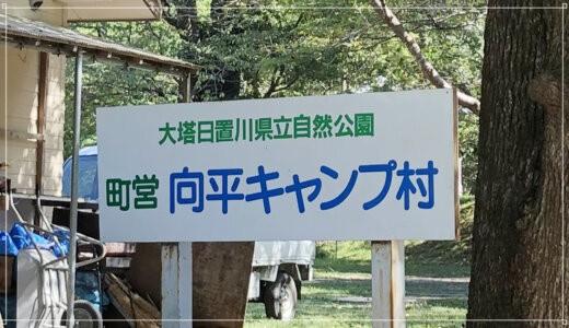 【キャンプ場レポ】向平キャンプ村のサイトや共用設備をナカやんが徹底解説!