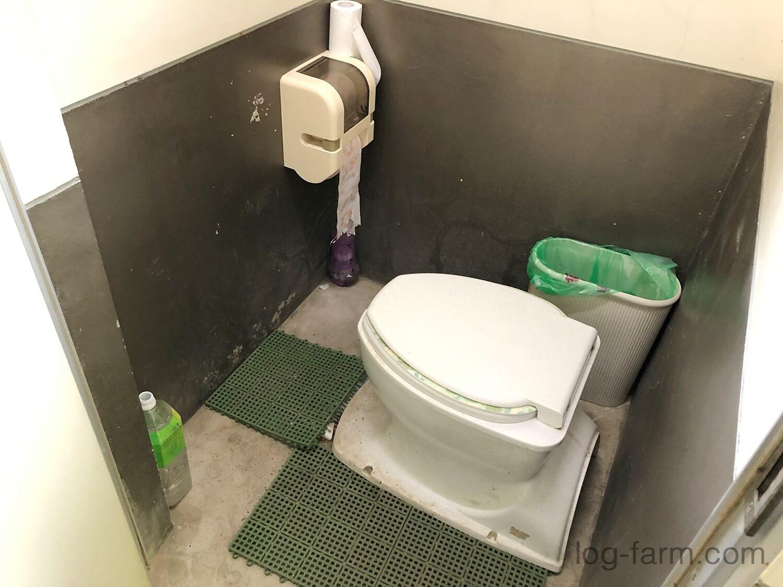 簡易洋式トイレ