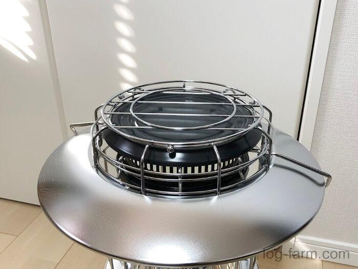 セリアのワイヤー鍋敷がシンデレラフィット