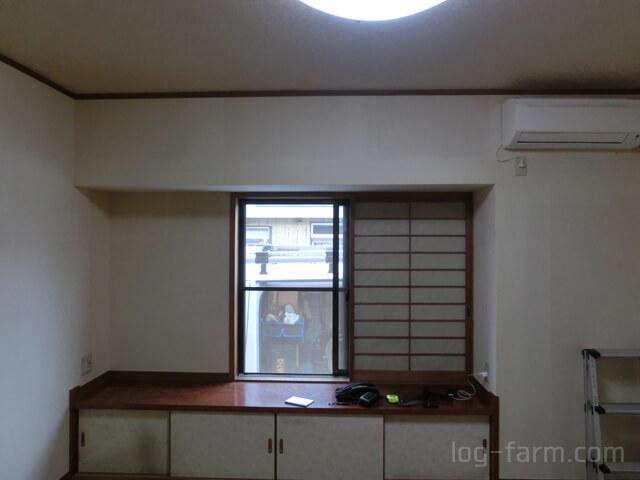 戸建の室内写真