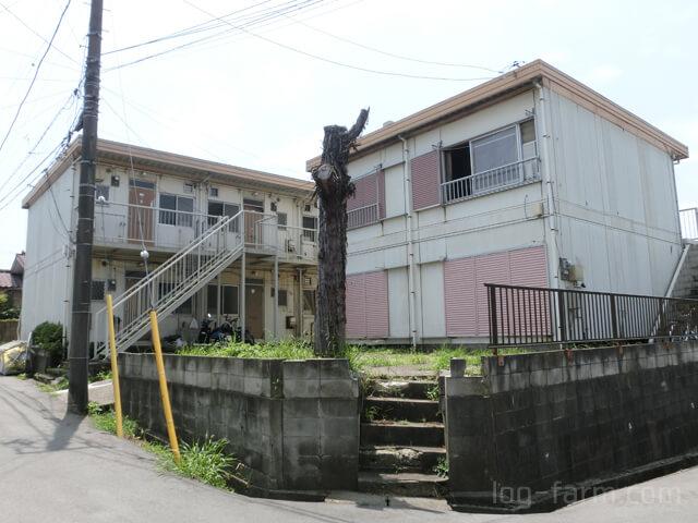 築古アパート