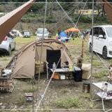 【出撃記録】笠置キャンプ場で初のソログルキャンプ!ソログルのすすめ