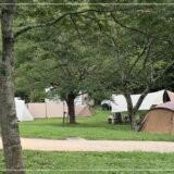 牧野キャンプ場でグループキャンプ