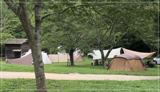 【出撃記録】牧野キャンプ場でグルキャン!→ガレージショップ巡りが楽し過ぎる