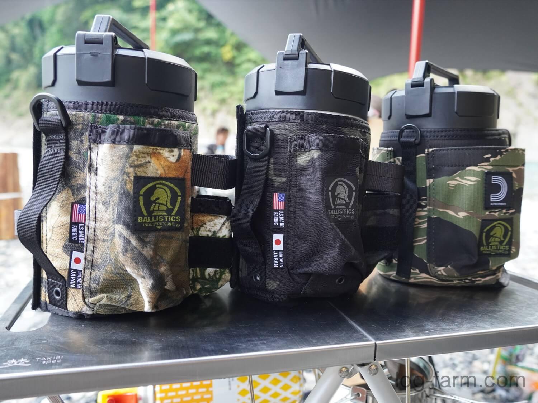 Ballisticsのウェットティッシュカバー&EWT CAP