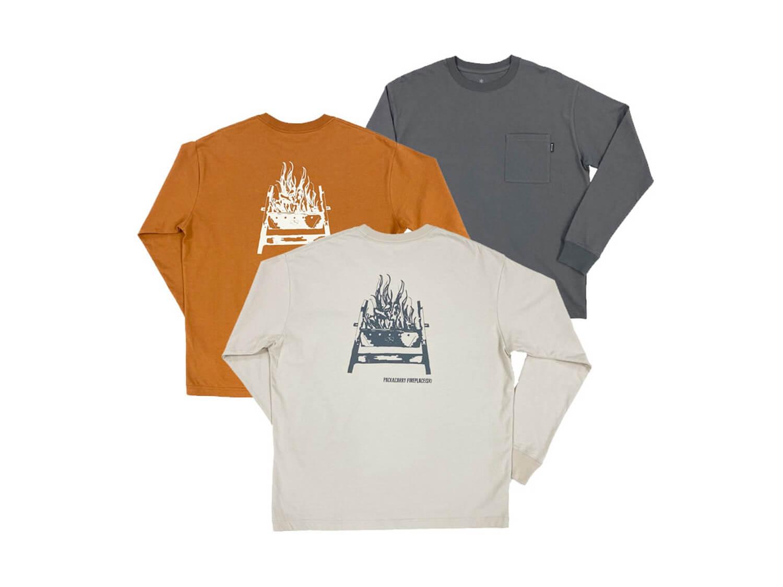 Pack&Carry Fireplace SR PT T-Shirt