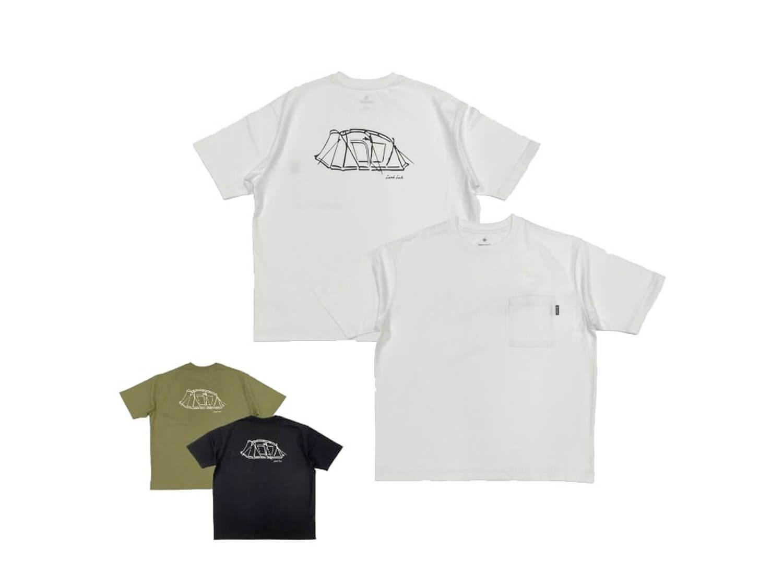 Land Lock Printed Pocket T-Shirt