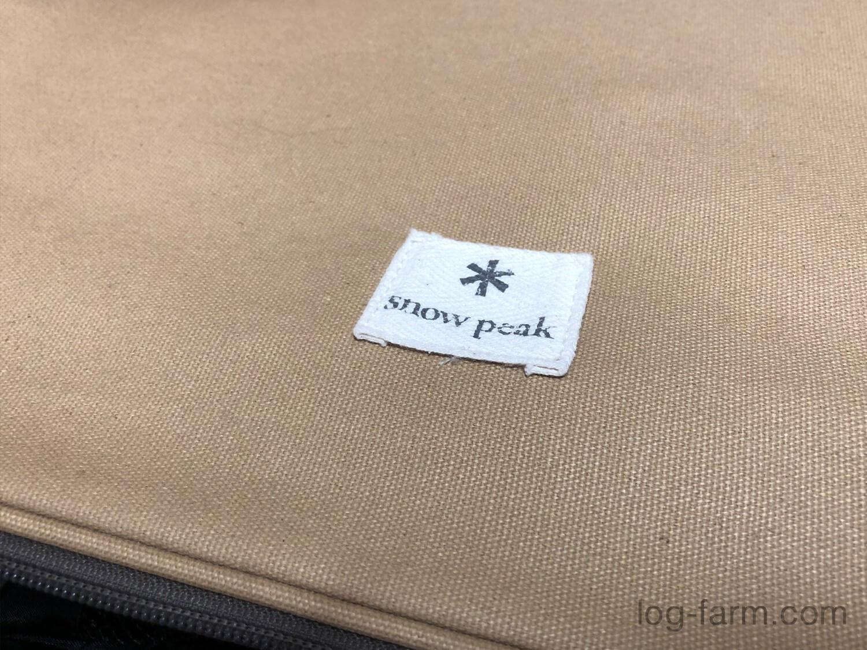 通常のマルチコンテナはタグが縫い付けられている